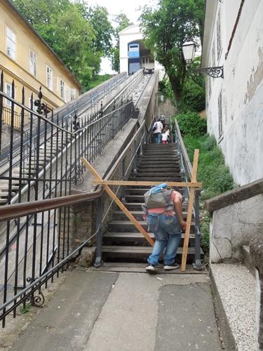 【クロアチア01】ザグレブ街歩き (8)