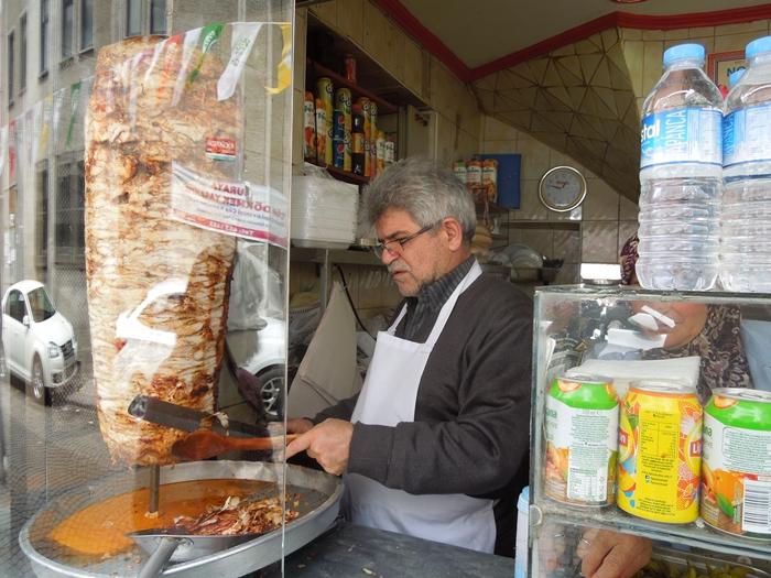 【トルコ04 食情報】世界三大料理のトルコ料理をイスタンブールで食す! (6)