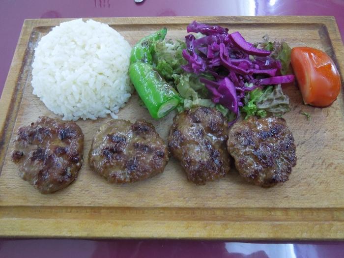 【トルコ04 食情報】世界三大料理のトルコ料理をイスタンブールで食す! (12)