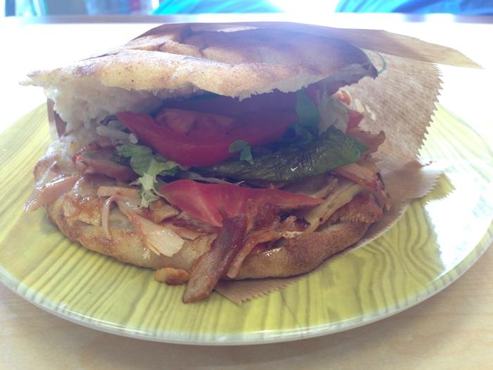 【トルコ04 食情報】世界三大料理のトルコ料理をイスタンブールで食す! (15)