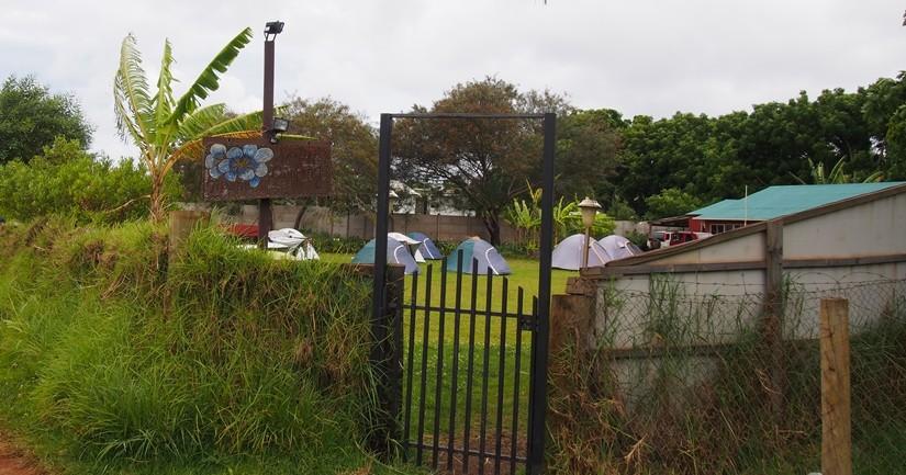 【チリ20 宿情報】イースター島のおすすめキャンプ場「CAMPING TIPANIE MOANA」
