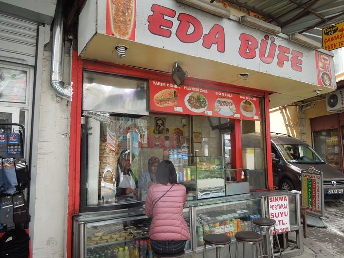 【トルコ04 食情報】世界三大料理のトルコ料理をイスタンブールで食す! (7)