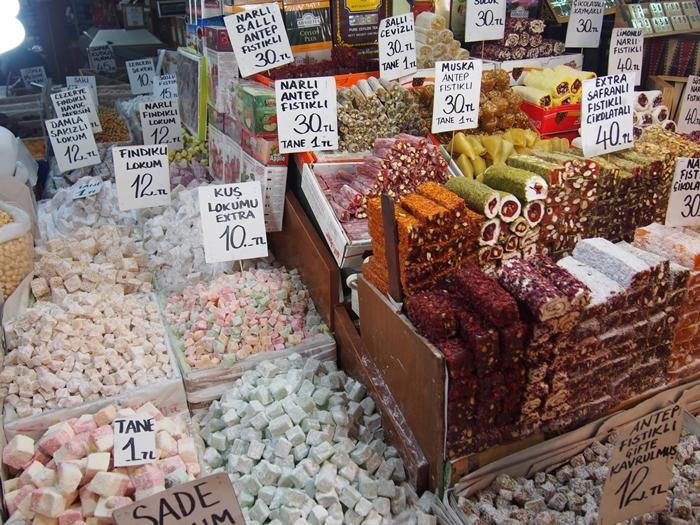 【トルコ04 食情報】世界三大料理のトルコ料理をイスタンブールで食す! (21)