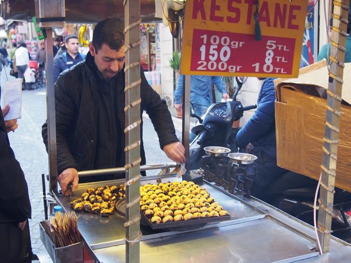 【トルコ04 食情報】世界三大料理のトルコ料理をイスタンブールで食す! (20)