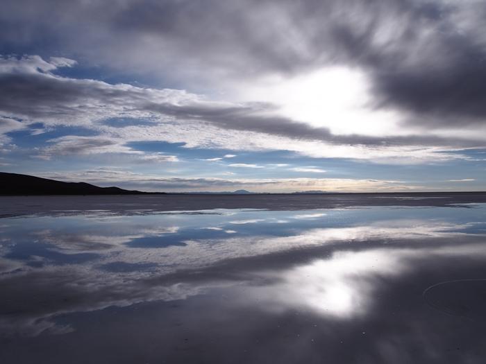 【ボリビア04】鏡張りのウユニ塩湖~この旅を始めた目的の一つ。 (21)
