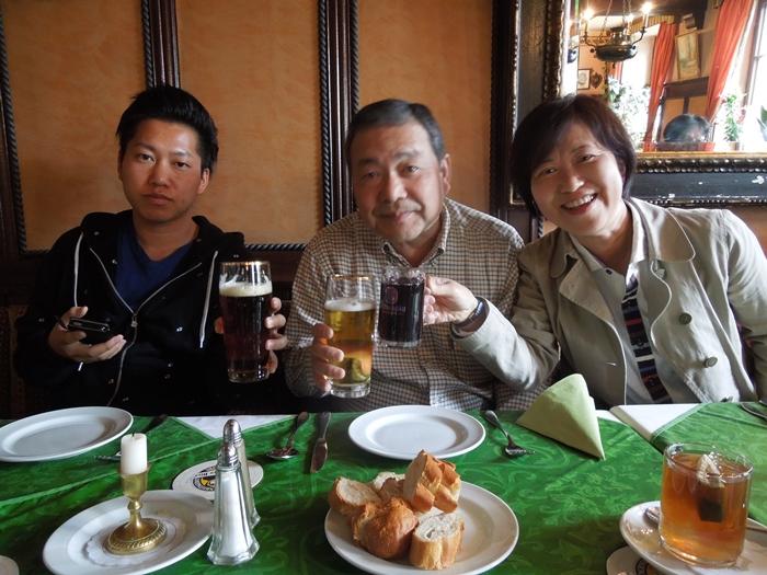 【ドイツ03】ドイツに乾杯!世界遺産ライン川とロマンチック街道6日間 ~ミュンヘンの町で本格的なビアホール体験~ (2)