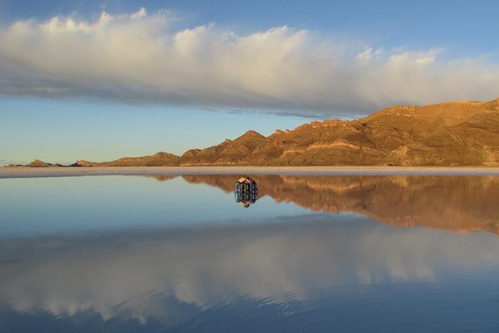 【ボリビア04】鏡張りのウユニ塩湖~この旅を始めた目的の一つ。 (7)