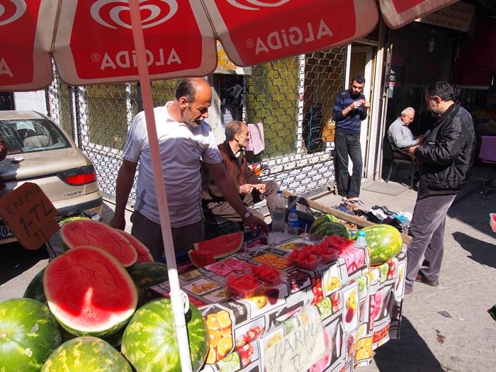 【トルコ04 食情報】世界三大料理のトルコ料理をイスタンブールで食す! (17)