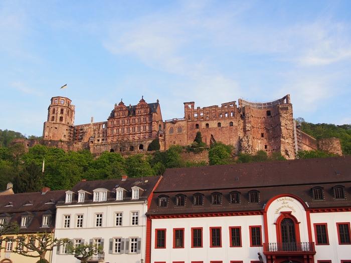 【ドイツ02】ドイツに乾杯!世界遺産ライン川とロマンチック街道6日間 ~Sho、家族と感動の再開二日目~ (1)