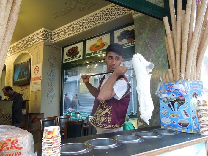 【トルコ04 食情報】世界三大料理のトルコ料理をイスタンブールで食す! (2)