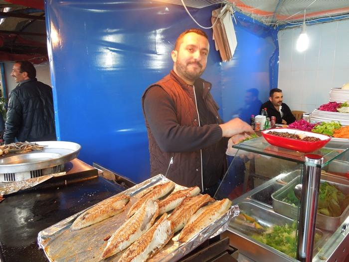 【トルコ04 食情報】世界三大料理のトルコ料理をイスタンブールで食す! (3)