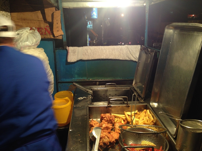 【ボリビア07】ラ・パスの美味しいご飯 (7)