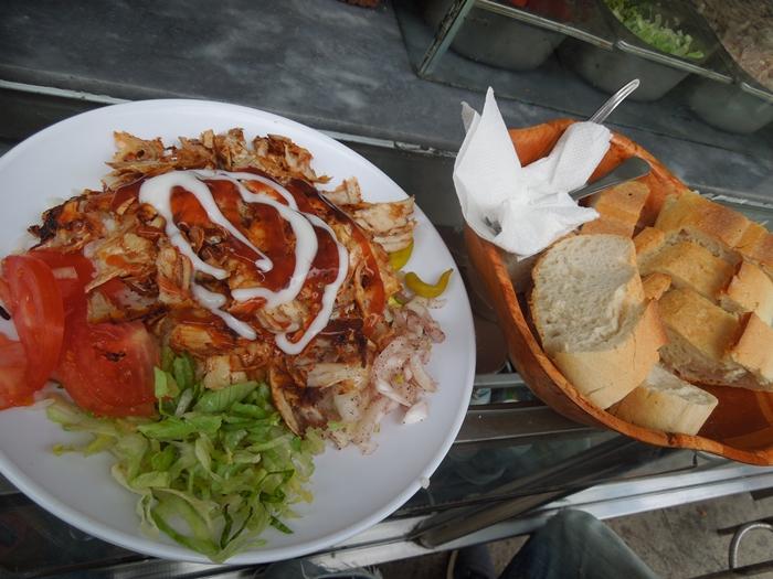 【トルコ04 食情報】世界三大料理のトルコ料理をイスタンブールで食す! (8)