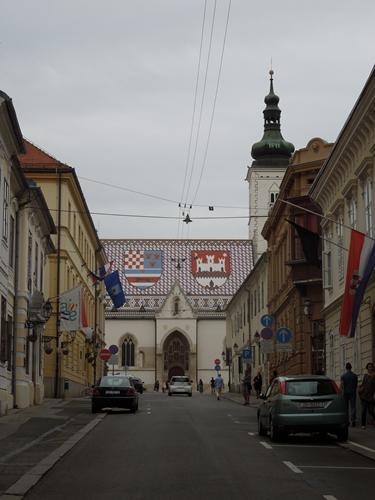 【クロアチア01】ザグレブ街歩き (10)