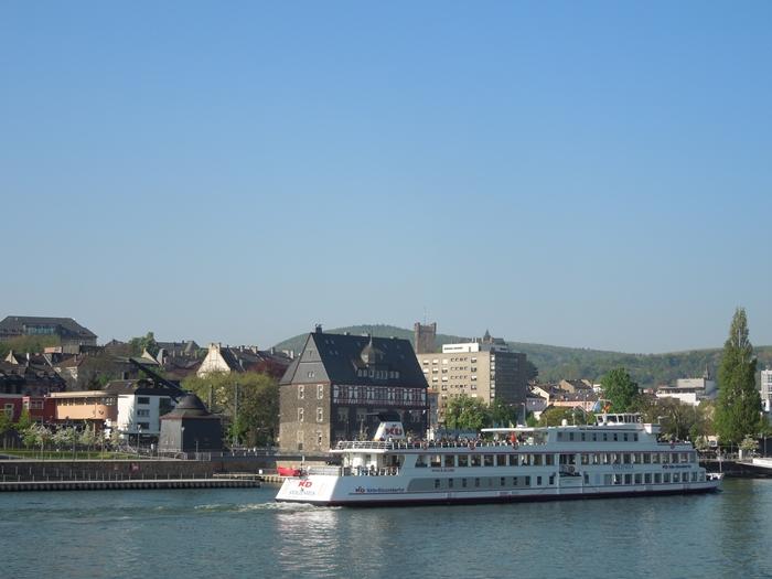 【ドイツ02】ドイツに乾杯!世界遺産ライン川とロマンチック街道6日間 ~Sho、家族と感動の再開二日目~ (4)