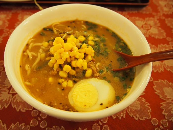 【ボリビア07】ラ・パスの美味しいご飯 (1)