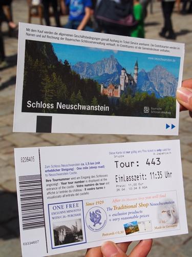 【ドイツ04】ドイツに乾杯!世界遺産ライン川とロマンチック街道6日間 ~盛りだくさんの一日~ (13)