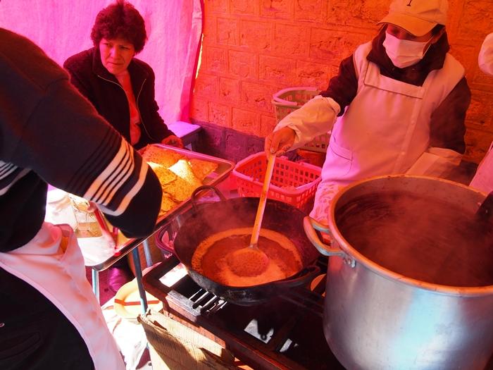 【ボリビア07】ラ・パスの美味しいご飯 (9)