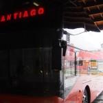 【チリ11 移動&宿情報】プエルト・モンからサンティアゴ