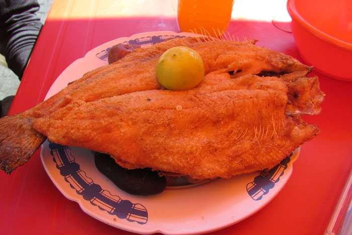 【ボリビア07】ラ・パスの美味しいご飯 (2)