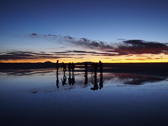 【ボリビア04】鏡張りのウユニ塩湖~この旅を始めた目的の一つ。 (15)