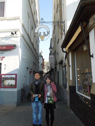 【ドイツ02】ドイツに乾杯!世界遺産ライン川とロマンチック街道6日間 ~Sho、家族と感動の再開二日目~ (2)