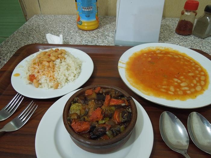 【トルコ04 食情報】世界三大料理のトルコ料理をイスタンブールで食す! (14)