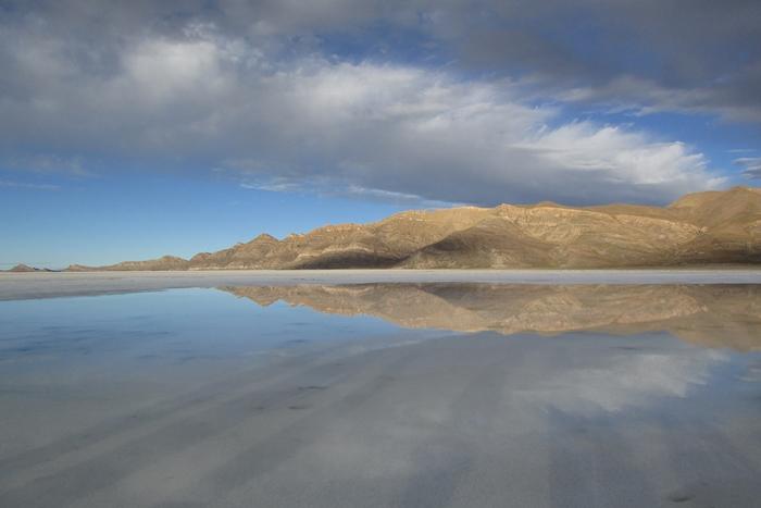 【ボリビア04】鏡張りのウユニ塩湖~この旅を始めた目的の一つ。 (8)