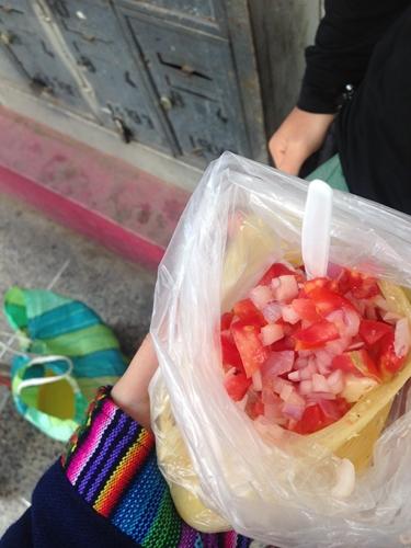 【ペルー03】プーノで食べた美味しいご飯