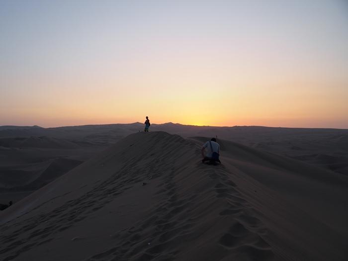 【ペルー12】ペルーにある砂漠のオアシス?ワカチナ (13)