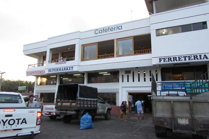 【エクアドル04】プエルト・アヨラサンタクルス島の宿、レストラン、移動情報などあれこれ ガラパゴスPart3 (5)