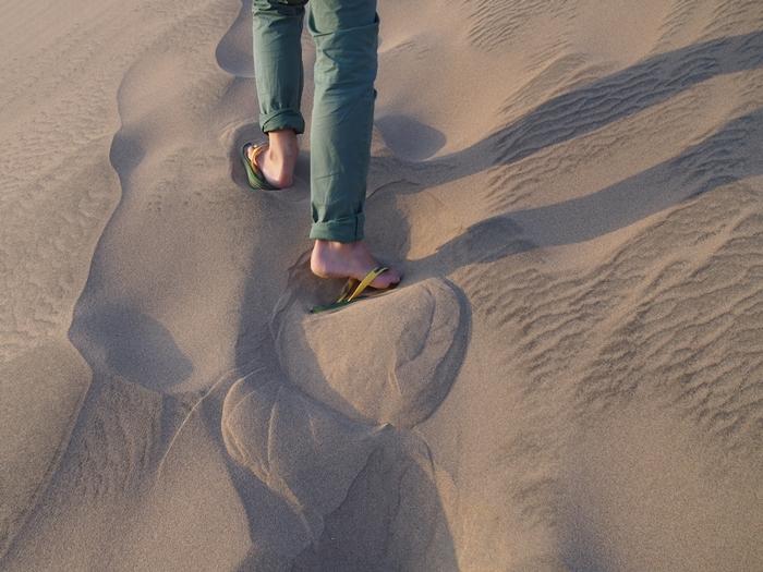 【ペルー12】ペルーにある砂漠のオアシス?ワカチナ (10)
