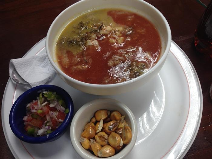 【エクアドル11】グアヤキルおすすめのレストラン「El Puerto」でエクアドル・セビッチェに舌鼓 (1)