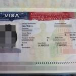 【アメリカ01 ビザ情報】グアヤキルで取るアメリカ観光ビザ