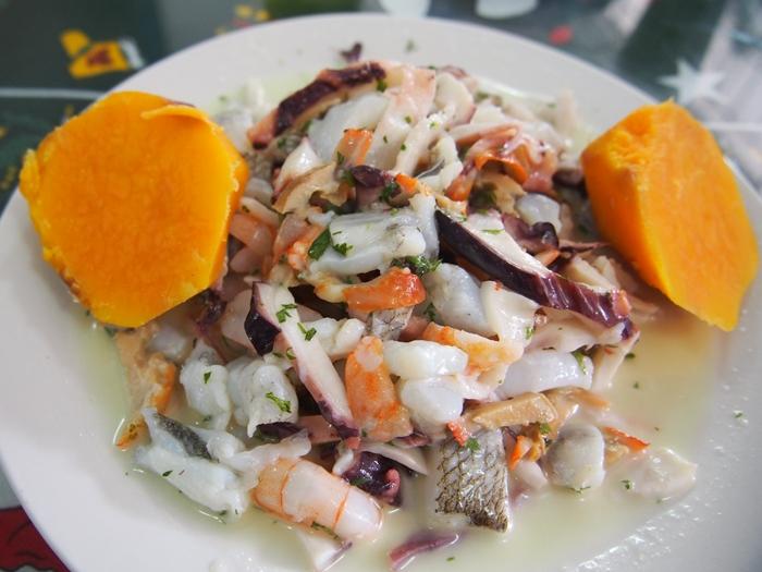 【エクアドル11】グアヤキルおすすめのレストラン「El Puerto」でエクアドル・セビッチェに舌鼓 (4)