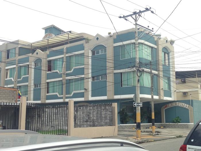 【エクアドル10 宿情報】グアヤキルの安宿、おすすめは「Dream Kapture Hostel」 (11)