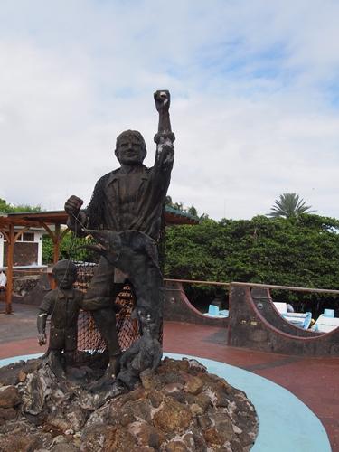 【エクアドル04】プエルト・アヨラサンタクルス島の宿、レストラン、移動情報などあれこれ ガラパゴスPart3 (17)