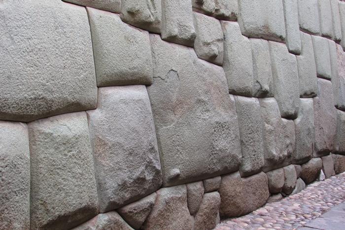【ペルー09 世界遺産】石畳みの世界遺産クスコ町歩き (7)