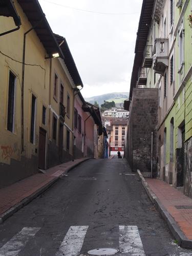 【エクアドル13】世界で初めての世界遺産 キト旧市街で街歩き♪ (19)