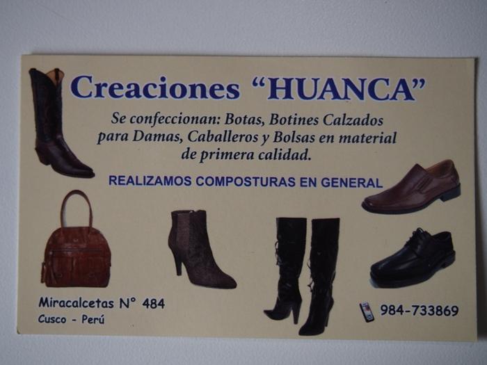 【ペルー14】クスコで自分だけの靴を作ってもらおう! (14)
