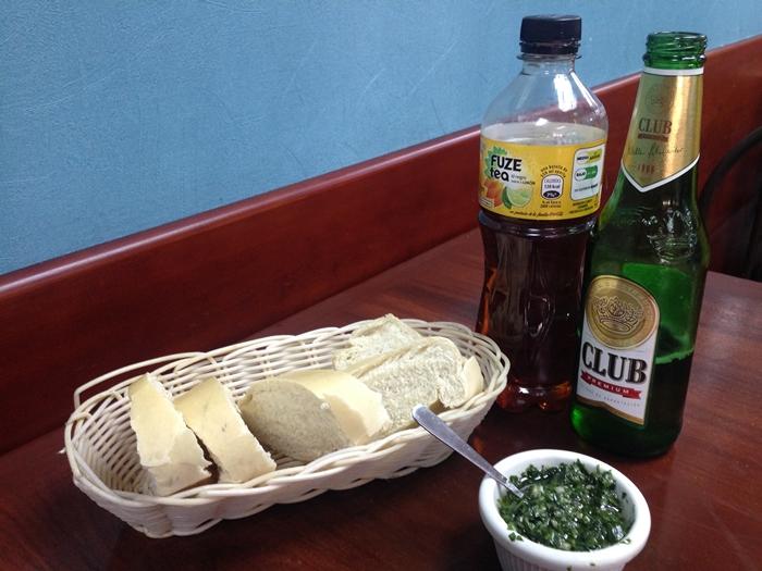 【エクアドル11】グアヤキルおすすめのレストラン「El Puerto」でエクアドル・セビッチェに舌鼓 (2)