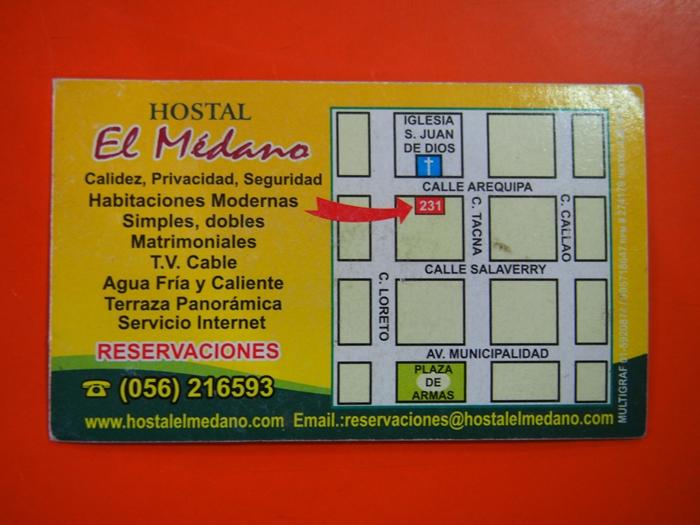 【ペルー11 移動&宿情報+世界遺産】クスコからイカへ(ナスカ経由)。そしてミラドールからの地上絵「手」と「木」 (1)