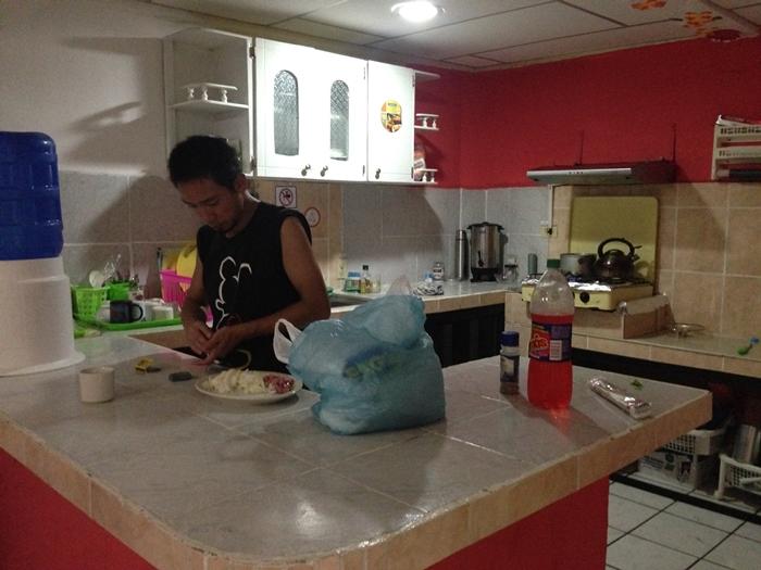 【エクアドル04】プエルト・アヨラサンタクルス島の宿、レストラン、移動情報などあれこれ ガラパゴスPart3 (9)