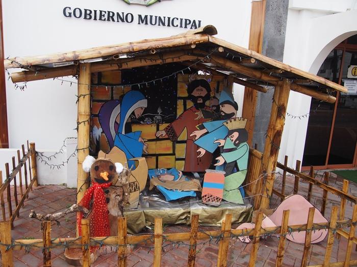【エクアドル04】プエルト・アヨラサンタクルス島の宿、レストラン、移動情報などあれこれ ガラパゴスPart3 (16)
