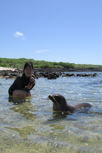 【エクアドル05】アシカに首ったけ!ガラパゴスPart4(サンクリストバル島) (1)