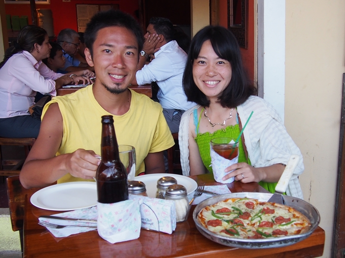 【エクアドル06】プエルト・バケリソ・モレノサンクリストバル島の宿、レストラン情報などあれこれ ガラパゴスPart5 (30)
