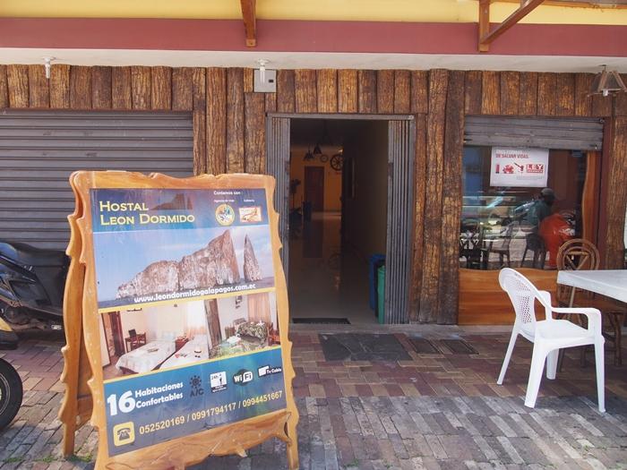 【エクアドル06】プエルト・バケリソ・モレノサンクリストバル島の宿、レストラン情報などあれこれ ガラパゴスPart5 (10)