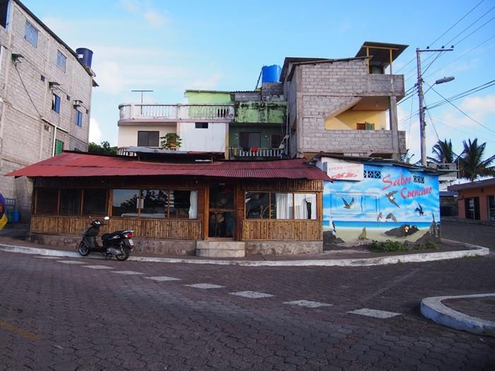 【エクアドル06】プエルト・バケリソ・モレノサンクリストバル島の宿、レストラン情報などあれこれ ガラパゴスPart5 (24)