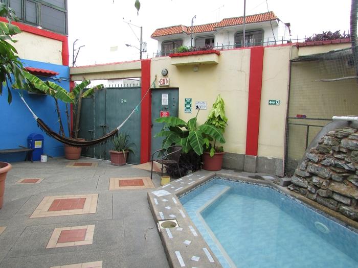 【エクアドル10 宿情報】グアヤキルの安宿、おすすめは「Dream Kapture Hostel」 (2)