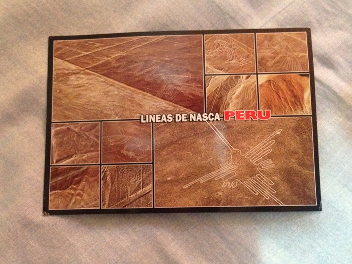 【ペルー15】クスコ&リマのお土産情報!リマの郵便事情も。 (10)